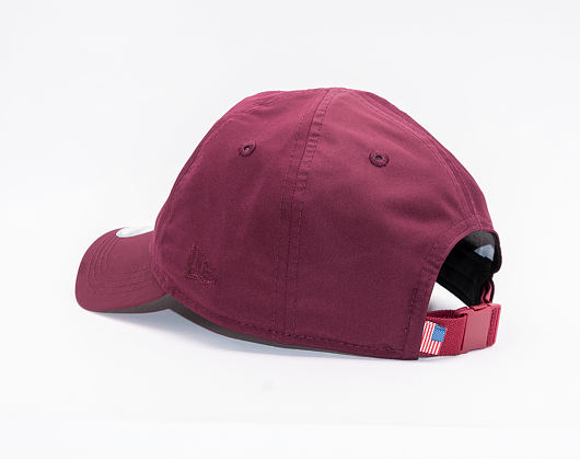 Kšiltovka New Era 9TWENTY Contemporary New York Pack Burgundy