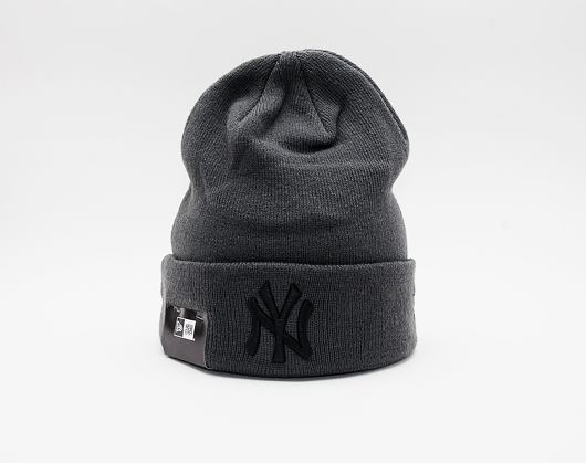 Kulich New Era Color Essential Knit New York Yankees Graphite / Black