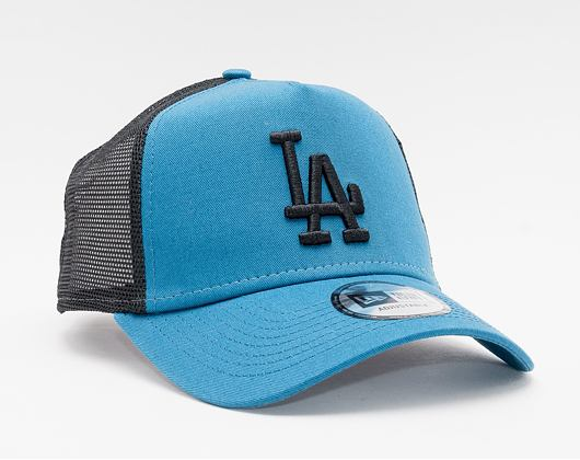 Kšiltovka New Era 9FORTY A-Frame Trucker MLB League Essential Los Angeles Dodgers Snapback DTL