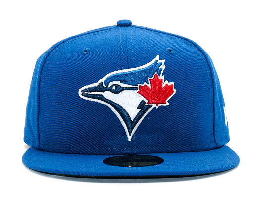Kšiltovka New Era On Field Authentic Perfomance Toronto Blue Jays 59FIFTY Team Color