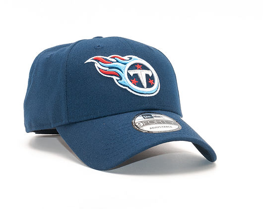 Kšiltovka New Era 9FORTY The League Tennessee Titans Strapback Team Color