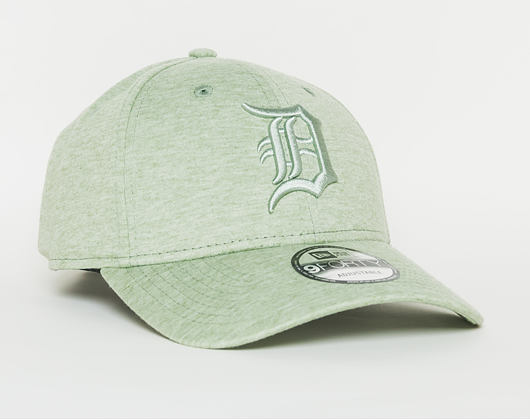 Kšiltovka New Era Jersey Brights Detroit Tigers 9FORTY Mint Strapback