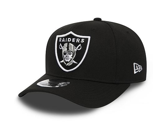Kšiltovka New Era 9FIFTY Oakland Raiders Stretch Snapback Black/Official Team Colors