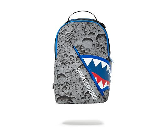 Batoh Sprayground Angled 3M Shark Backpack (Space Shot) B2258