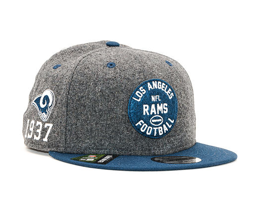 Kšiltovka New Era 9FIFTY NFL Los Angeles Rams ONF19 Sideline 1930 OTC