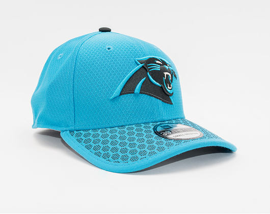 Kšiltovka New Era 39THIRTY Carolina Panthers On Filed