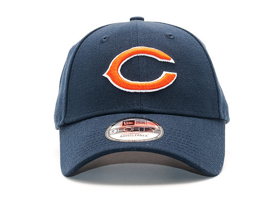 Kšiltovka New Era The League Chicago Bears 9FORTY Team Colors Strapback