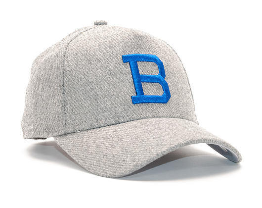 Kšiltovka New Era Club Coop A Frame Brooklyn Dodgers 9FORTY Grey/Royal Snapback