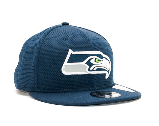 Kšiltovka New Era Team Mesh Seattle Seahawks 9FIFTY Official Team Color Snapback