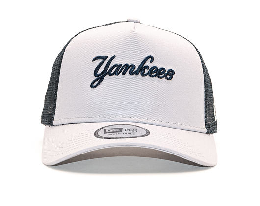 Kšiltovka New Era 9FORTY Trucker Reverse Team 2 New York Yankees Team Color Snapback