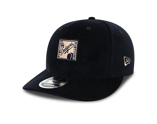 Kšiltovka New Era 9FIFTY Los Angeles Dodgers Patch Navy/Pink