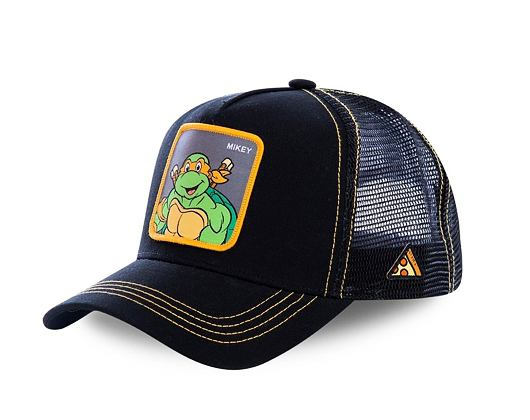 Kšiltovka Capslab Trucker By Freegun Teenage Mutant Ninja Turtles - Mikey