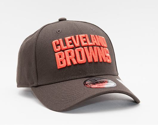 Kšiltovka New Era 9FORTY The League 2015 Cleveland Broncos Strapback Team Color