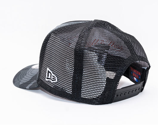 Dětská Kšiltovka New Era 9FORTY Trucker New York Yankees Camo Essential