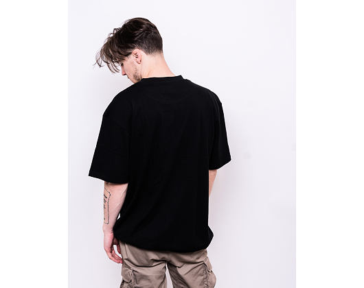 Triko Karl Kani Signature Tee 6060584 Black/White