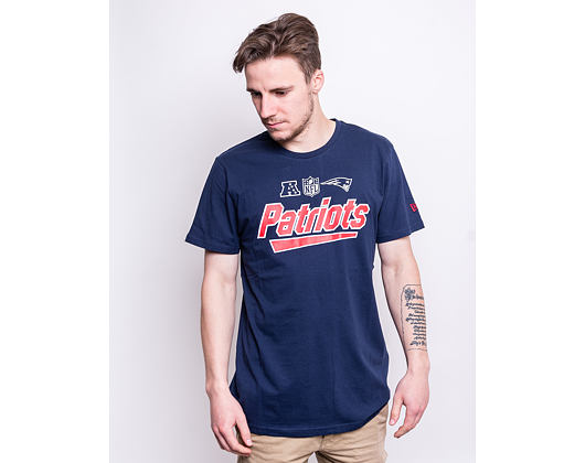 Triko New Era New England Patriots Wordmark Tee