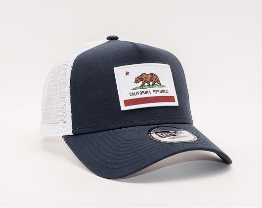 kšiltovka NEW ERA 940 Af trucker US state