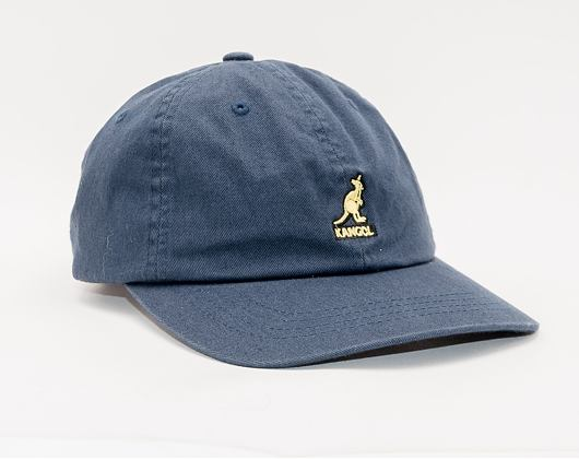 Kšiltovka Kangol Washed Baseball Navy K5165HT-NV411