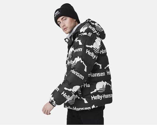Bunda Helly Hansen Yu Puffy Anorak 990 Black