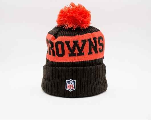 Kulich New Era NFL 20 On Field Sport Knit Cleveland Browns Team Color