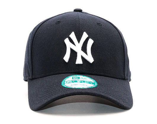 Kšiltovka New Era The League New York Yankees Team Colors 9FORTY Strapback