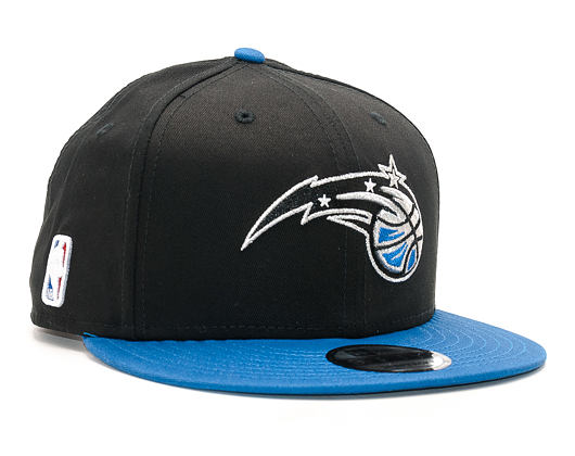 Kšiltovka New Era Team Orlando Magic 9FIFTY Black/Blue Snapback