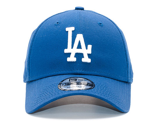 Kšiltovka New Era League Essential Los Angeles Dodgers 9FORTY Light Royal/White Strapback