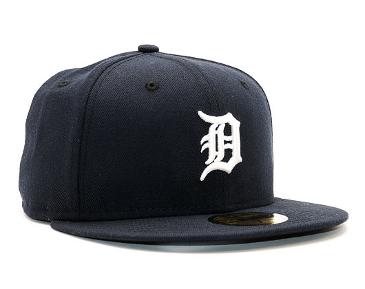 Kšiltovka New Era Authentic Perfomance Detroit Tigers 59FIFTY Team Color