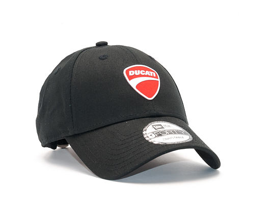 Kšiltovka New Era Essential SS18 Ducati 9FORTY Black Strapback