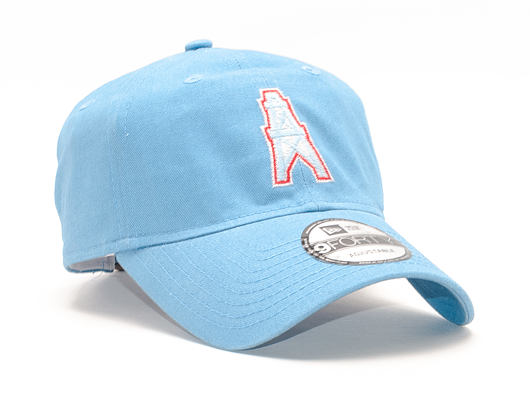 Kšiltovka New Era 9FORTY Houston Oilers Historic Official Team Colors Strapback