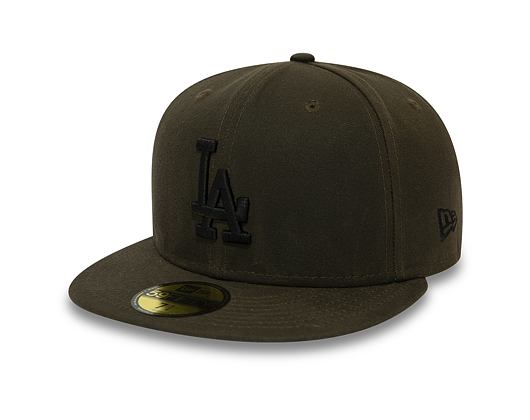 Kšiltovka New Era 59FIFTY Los Angeles Dodgers Utility New Olive/Black