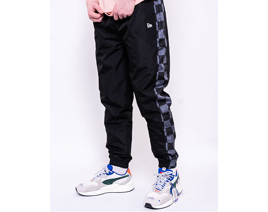 Tepláky New Era Contemporary Track Pants Checkered Black