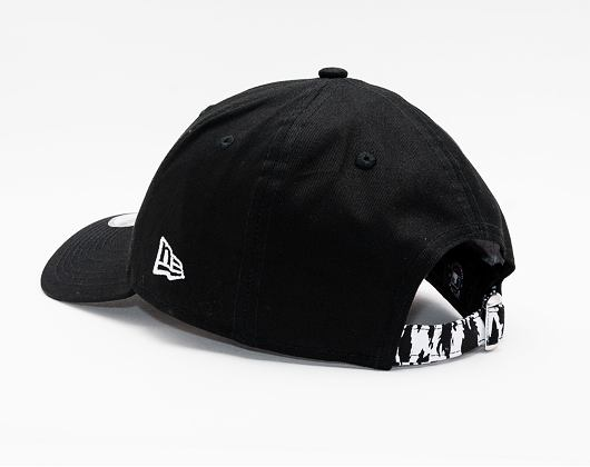 Kšiltovka New Era 9FORTY Infill New York Yankees Strapback Black