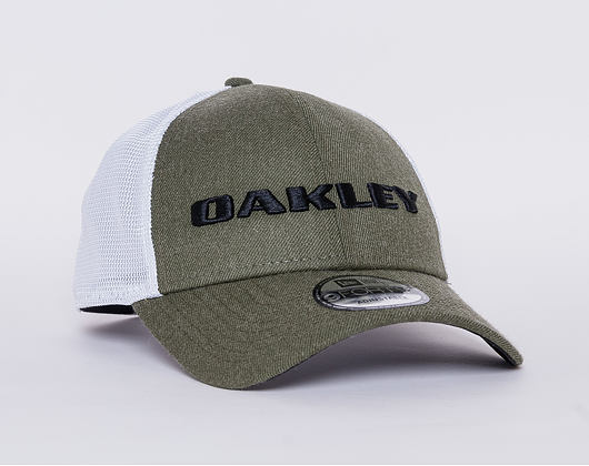 Kšiltovka Oakley Heather New Era Hat 9FORTY Dark Brush Snapback