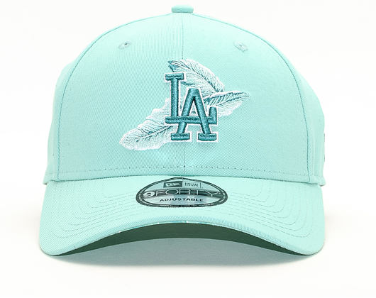 Kšiltovka New Era 9FORTY Los Angeles Dodgers Light Weight Sky Blue