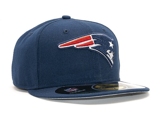 Kšiltovka New Era 59FIFTY New England Patriots On Field Game