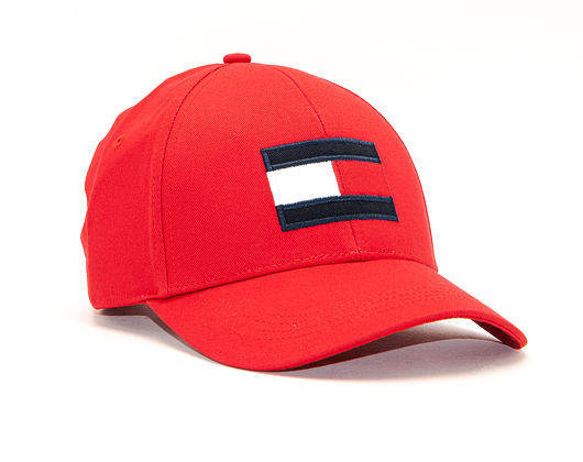 Kšiltovka Tommy Jeans BIG FLAG CAP 659