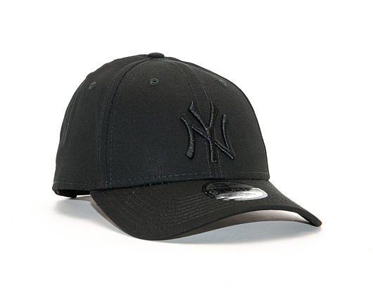 Kšiltovka New Era 9FORTY Snapback New York Yankees Black / Black
