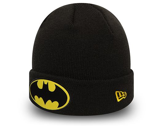 Dětský Kulich New Era Batman Character Cuff Knit OTC Youth