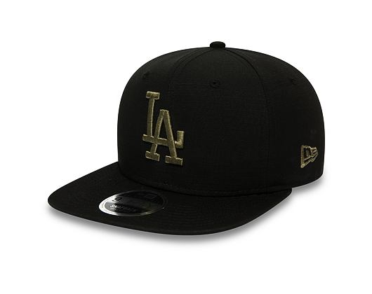 Kšiltovka New Era Los Angeles Dodgers Original Fit Utility Black/New Olive