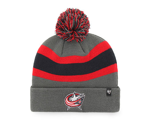 Kulich 47 Brand Columbus Blue Jackets BE Cuff Knit