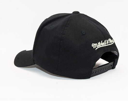 Kšiltovka Mitchell & Ness 622 Black/Mint 110