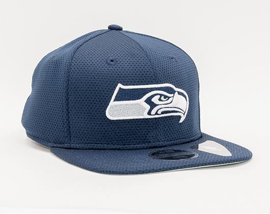 Dětská Kšiltovka New Era 9FIFTY Kids NFL Training Mesh Snap Seattle Seahawks