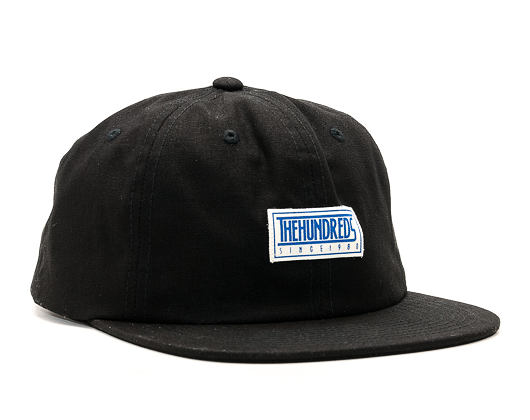 Kšiltovka The Hundreds Need Black Snapback