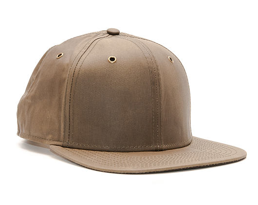 Kšiltovka New Era British Millerain Khaki 9FIFTY Strapback