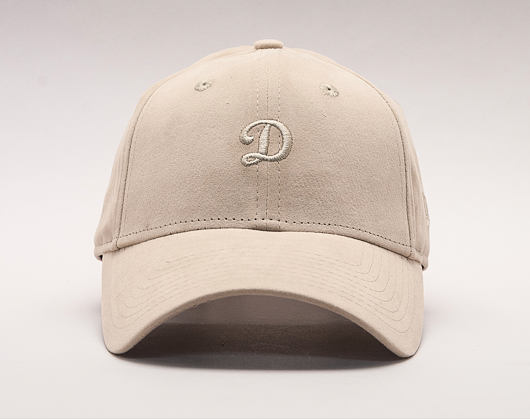 Dámská Kšiltovka New Era Women Felt Los Angeles Dodgers 9FORTY Stone Strapback
