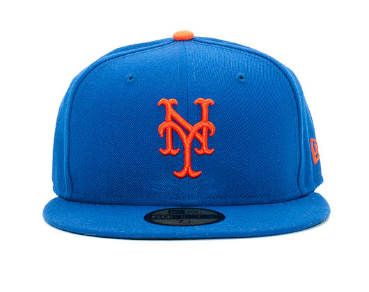 Kšiltovka New Era Authentic Perfomance 2017 New York Mets 59FIFTY Team Color