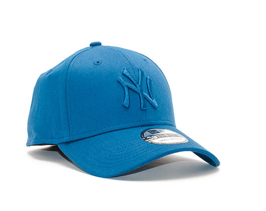Kšiltovka New Era  League Essential New York Yankees 39THIRTY  Snap Shot Blue /