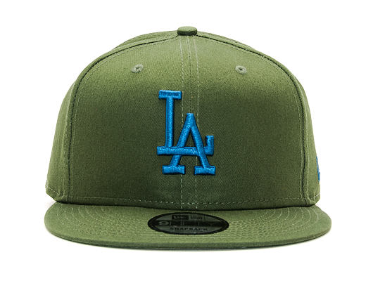 Kšiltovka New Era   League Essential  Los Angeles Dodgers 9FIFTY Snapback Radiant Blue / Snap Shot B