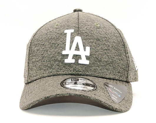 Kšiltovka New Era Dry Switch Jersey Los Angeles Dodgers 9FORTY New Olive/White Strapback